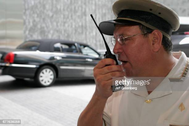Miami Four Seasons Hotel Valet Parking Attendant