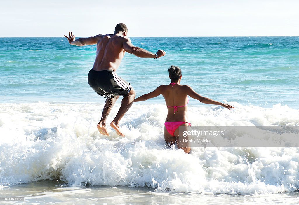 Miami Heat basketball player <a gi-track='captionPersonalityLinkClicked' href=/galleries/search?phrase=Dwyane+Wade&family=editorial&specificpeople=201481 ng-click='$event.stopPropagation()'>Dwyane Wade</a> and actress <a gi-track='captionPersonalityLinkClicked' href=/galleries/search?phrase=Gabrielle+Union&family=editorial&specificpeople=202066 ng-click='$event.stopPropagation()'>Gabrielle Union</a> are sighted enjoying a beach outing on September 21, 2013 in Malibu, California.