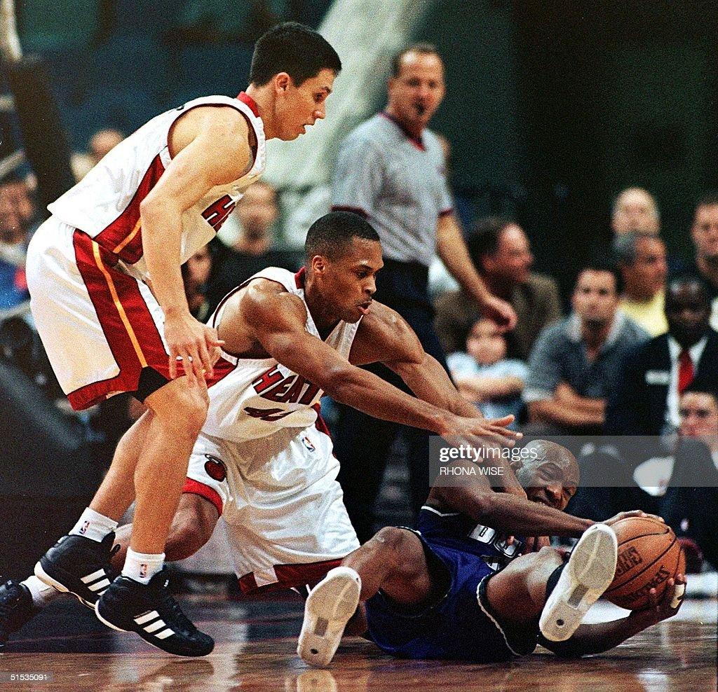 Miami Heat Forward Pj Brown Stock s and