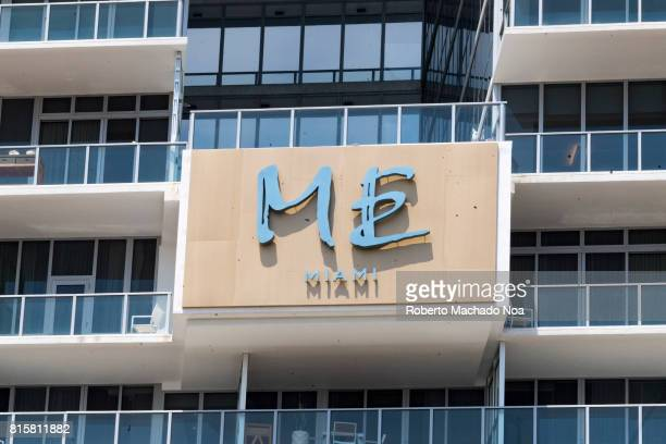 Miami logo sign branding The building is Meliás first US property
