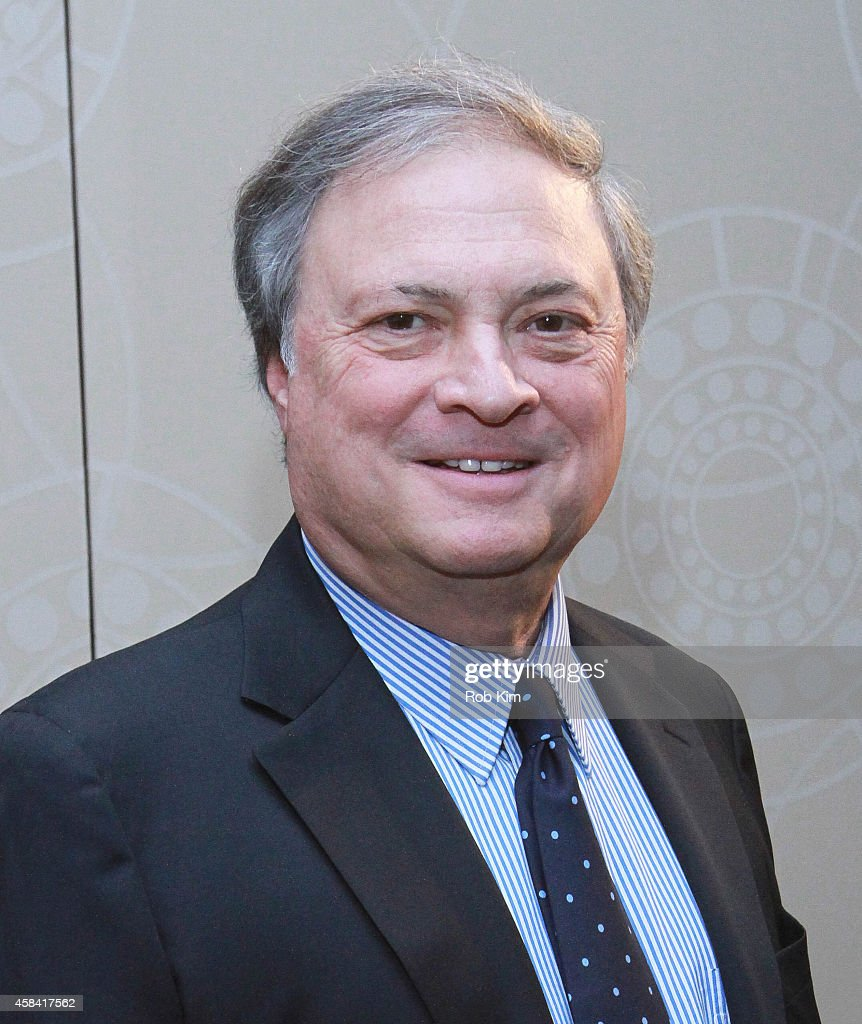Miami Marlins owner <a gi-track='captionPersonalityLinkClicked' href=/galleries/search?phrase=Jeffrey+Loria&family=editorial&specificpeople=692109 ng-click='$event.stopPropagation()'>Jeffrey Loria</a> attends the ALS Association Greater New York Chapter's 20th Annual Lou Gehrig Sports Awards Benefit at Marriott Marquis Hotel on November 4, 2014 in New York City.