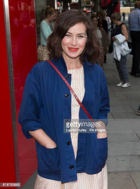Miamie McCoy attending the opening night of Sadleracircs Wells summer tango spectacular Tanguera in London