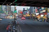 Mian Street, Flushing Queens, NY.