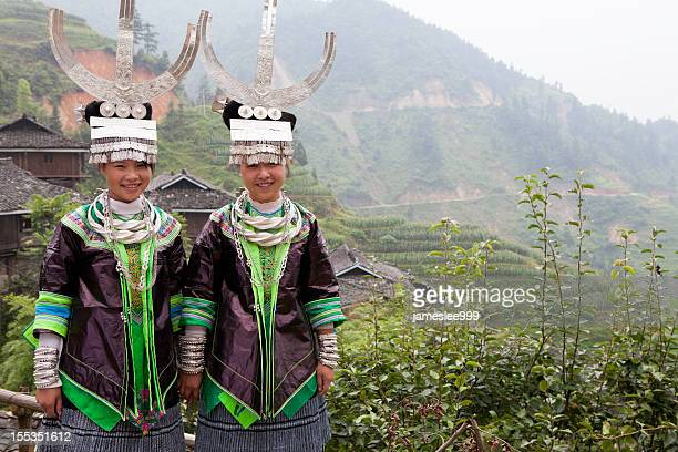 Miao Tribe Girls
