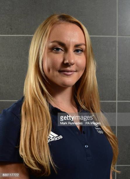 Mica McNeill during the PyeongChang 2018 Olympic Winter Games photocall at Heriot Watt University Oriam PRESS ASSOCIATION Photo Picture date Friday...