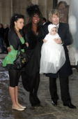 Mica Paris and Baby Russia Mae