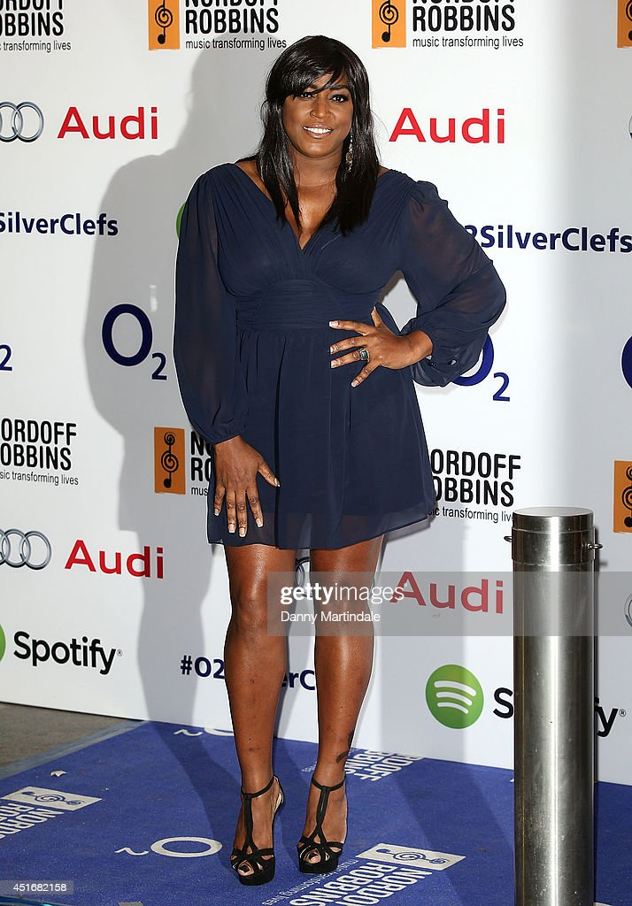<a gi-track='captionPersonalityLinkClicked' href=/galleries/search?phrase=Mica+Paris&family=editorial&specificpeople=220732 ng-click='$event.stopPropagation()'>Mica Paris</a> attends the Nordoff Robbins 02 Silver Clef awards at London Hilton on July 4, 2014 in London, England.