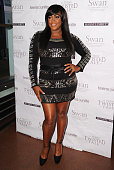 Mica Paris attends the Teens Unite Charity Ball at Underglobe on November 22 2014 in London England