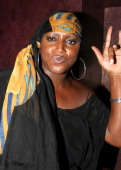Mica Paris during Damon Dash Party to Launch Rocawear at No 5 Cavendish Square in London United Kingdom