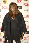 Mica Paris during Ok Christmas Party Outside Arrivals in London Great Britain