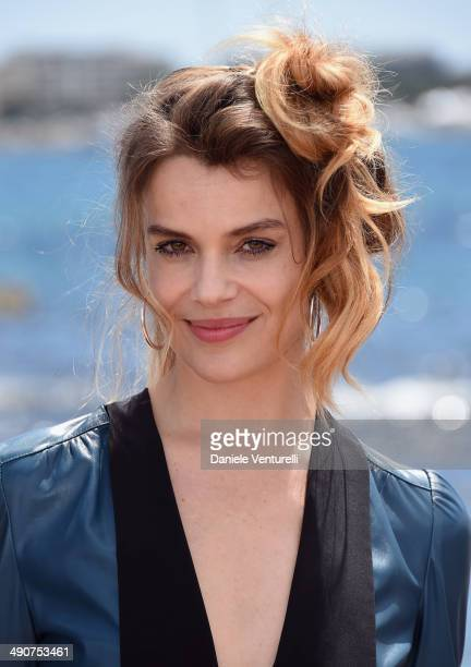 Micaela Ramazzotti attends the 'Piu' Buio Di Mezzanotte' Photocalll during the 67th Annual Cannes Film Festival on May 15 2014 in Cannes France