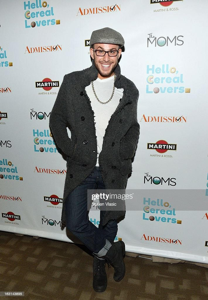 Micah Jesse attends The MOMS Celebrate the Release Of 'Admission' at Disney Screening Room on March 5, 2013 in New York City.