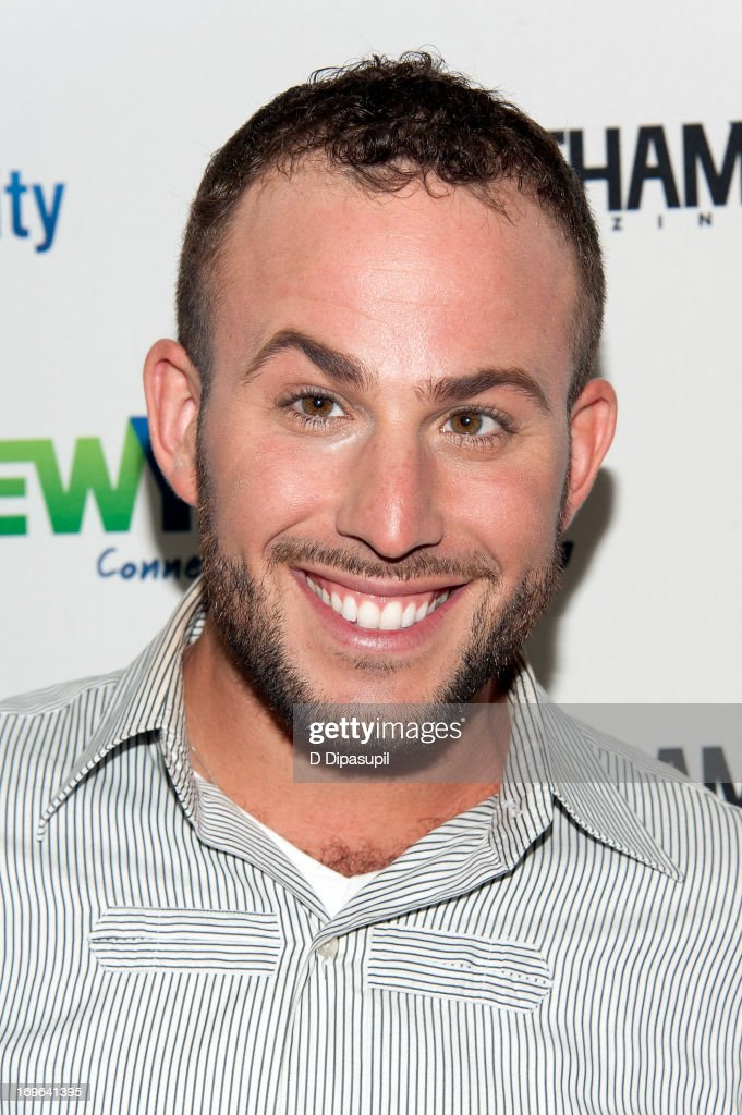 Micah Jesse attends the NewYork.com launch party at Arena on May 29, 2013 in New York City.