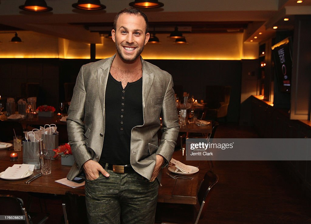 Micah Jesse hosts the Invisible Text Mobile App Preview at the Soho House on August 14, 2013 in New York City.