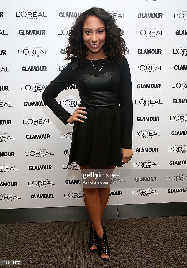 Micah Schure attends the Glamour And L'Oreal Paris Celebration for the Top Ten College Women at The Diana Center At Barnard College on April 3, 2013 in New York City.