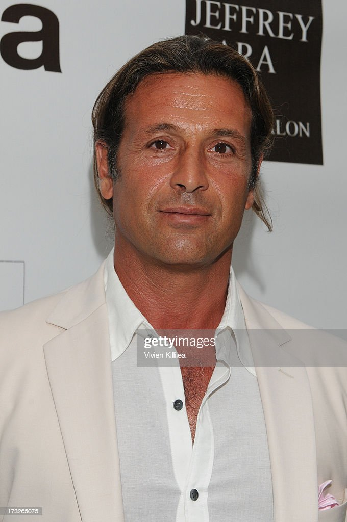 A attends Gen:A And Michael Hogg Presents The Summer Soiree Of Season And The Agenostic Man Book Launch at Beverly Hills Hotel on July 10, 2013 in Beverly Hills, California.