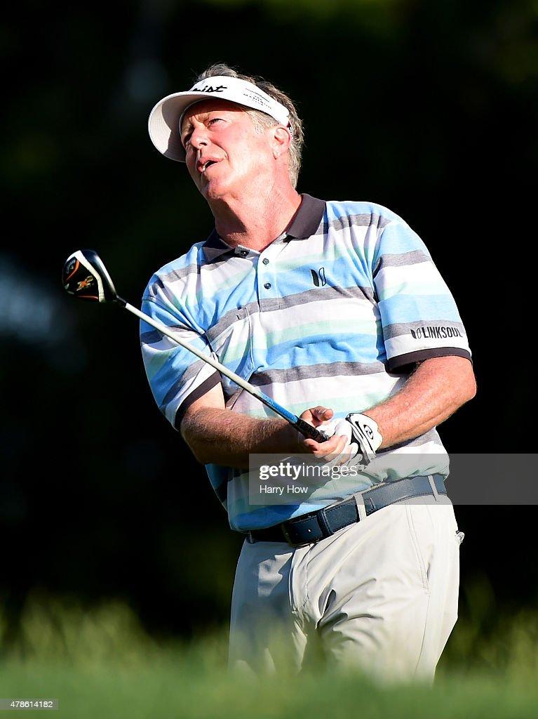U.S. Senior Open Championship - Round One