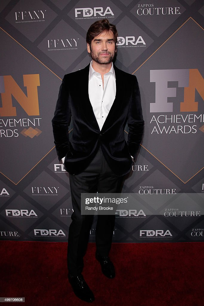 Michael Almore attends the 29th FN Achievement Awards at IAC Headquarters on December 2, 2015 in New York City.