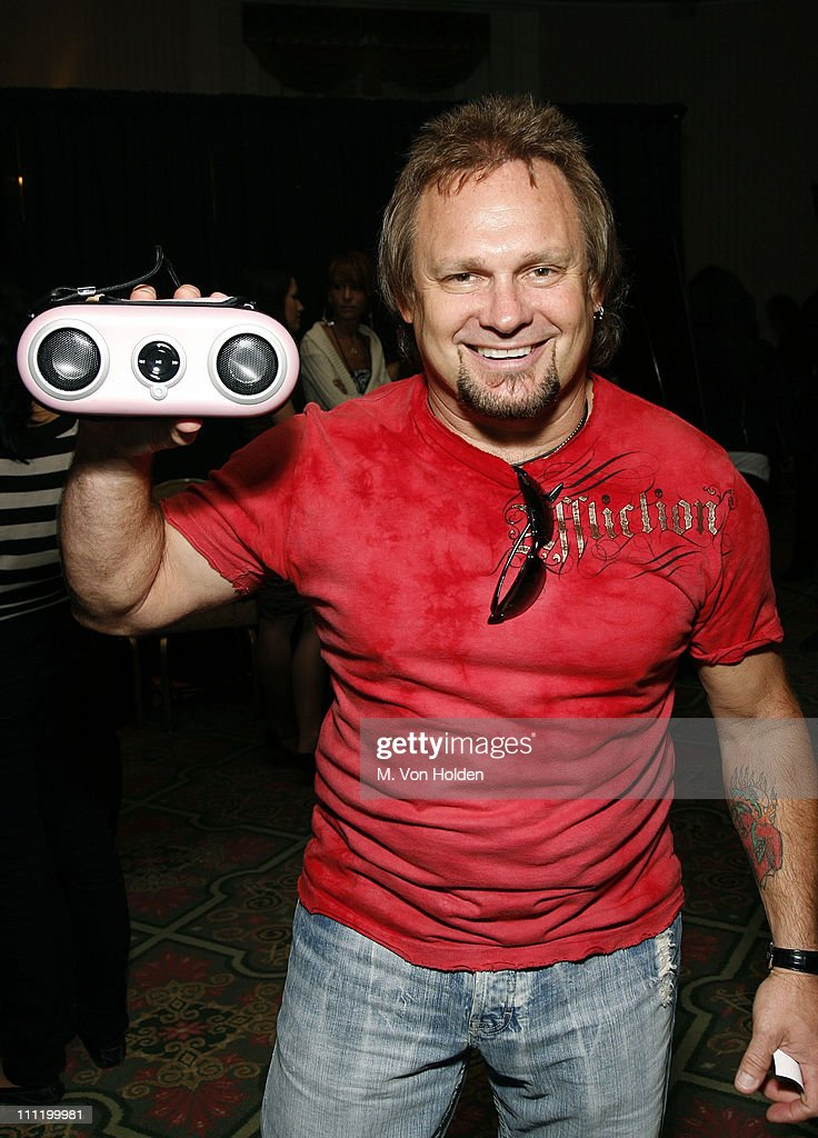 Michael Anthony of Van Halen during 22nd Annual Rock and Roll Hall of Fame Induction Ceremony - On 3 Productions Gift Suite at Waldorf-Astoria in New York City, New York, United States.