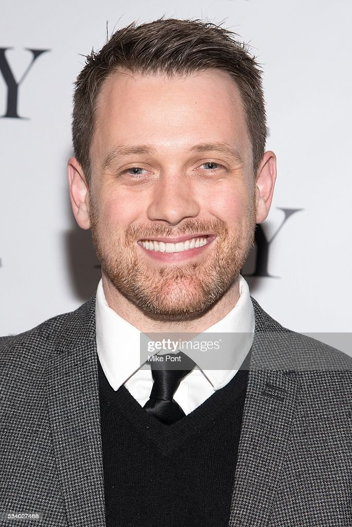 Michael Arden attends A Toast to the 2016 Tony Awards Creative Arts Nominees at The Lambs Club on May 24, 2016 in New York City.