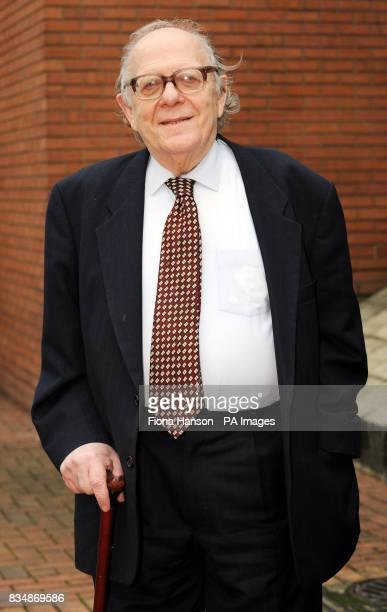 Michael Arnold departs West London Magistrates Court where with his wife Judith Arnold he appeared ahead of their cases' committal to crown court...