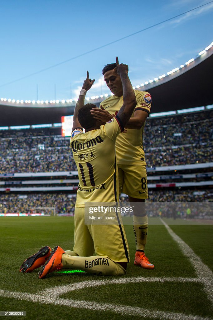 America v Morelia - Clausura 2016 Liga MX
