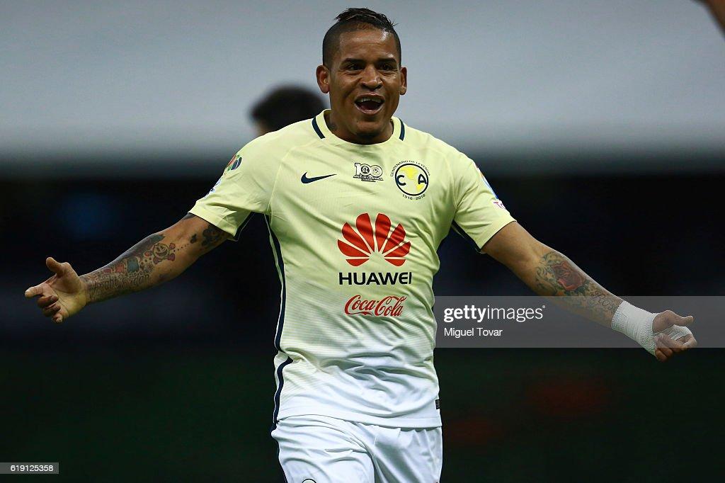 America v Santos Laguna - Torneo Apertura 2016 Liga MX