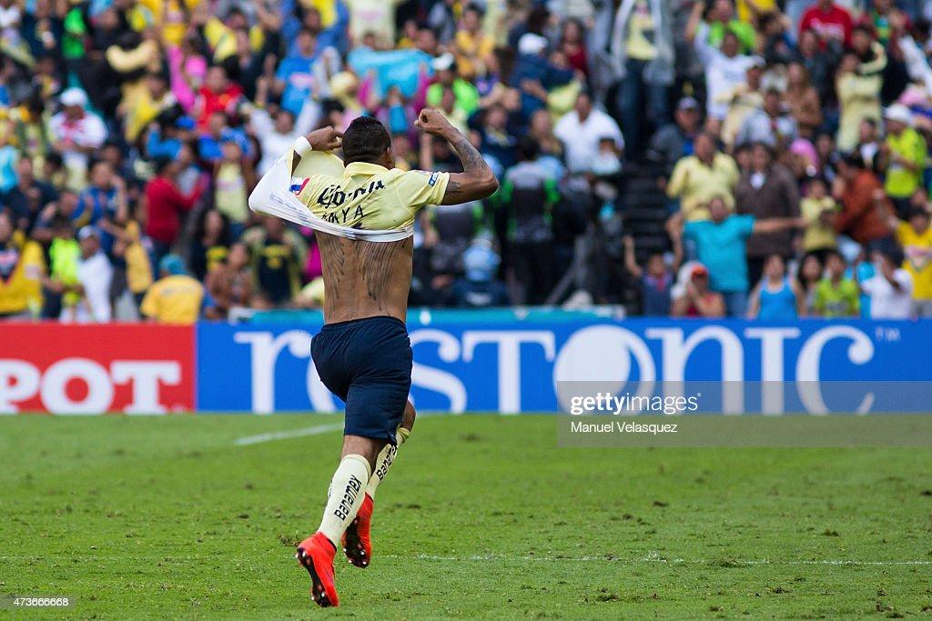 America v Pachuca - Playoffs Clausura 2015 Liga MX