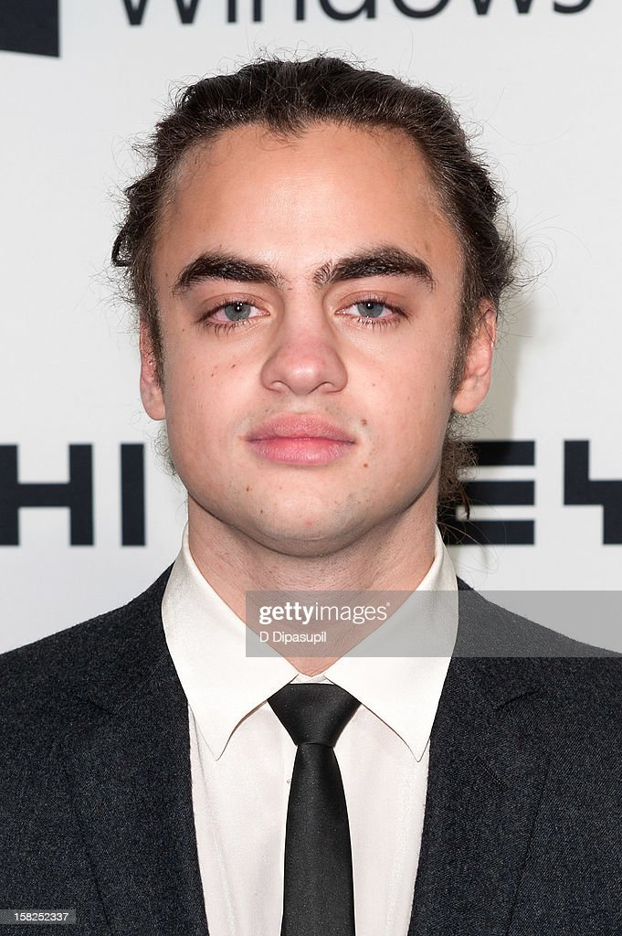 Michael Avedon attends the Whitney Museum of American Art's 2012 Studio Party at The Whitney Museum of American Art on December 11, 2012 in New York City.