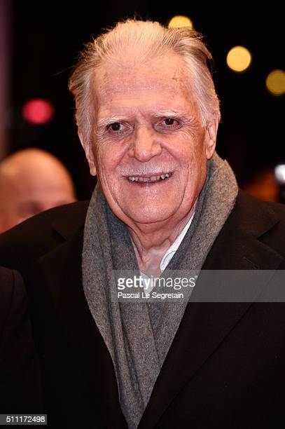Michael Ballhaus attends the 'Hommage For Michael Ballhaus' during the 66th Berlinale International Film Festival Berlin at Berlinale Palace on...