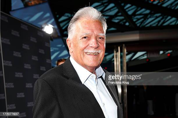 Michael Ballhaus attends the Munich Film Festival 2013 Cine Merit Award 2013 at BMW World on July 01 2013 in Munich Germany