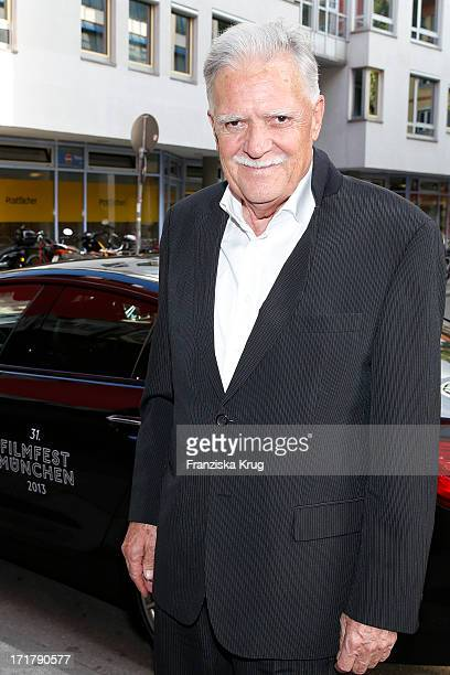 Michael Ballhaus attends the opening of the 'Munich Film Festival 2013' at the Mathaeser Cinema on June 28 2013 in Munich Germany