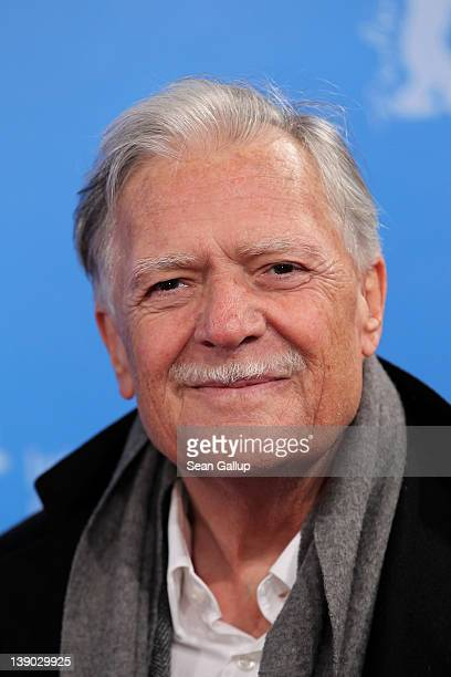 Michael Ballhaus attends the 'Side By Side' Premiere during day seven of the 62nd Berlin International Film Festival at the Haus der Berliner...