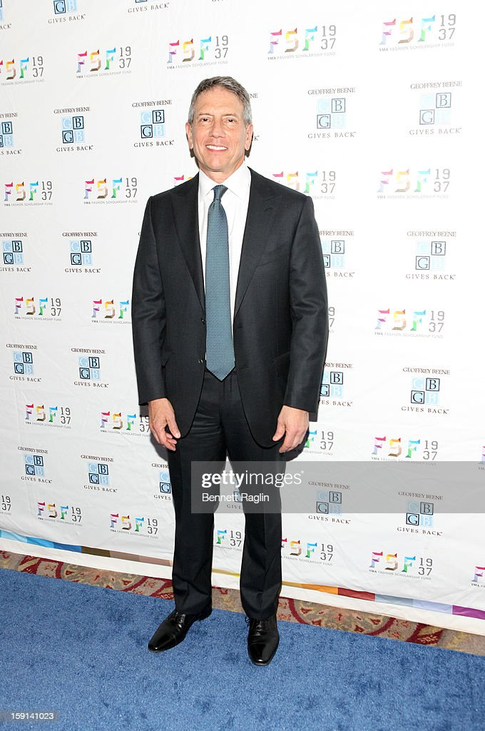 Michael Balmuth, CEO of Ross Stores attends the 2013 YMA Fashion Scholarship Fund Geoffrey Beene Awards Dinner at The Waldorf=Astoria on January 8, 2013 in New York City.