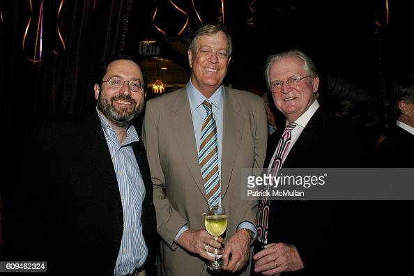 Patrick mcmullan archives pictures getty images for David koch usa