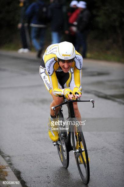 Michael BARRY Contre la Montre Paris Nice 2009 Amilly