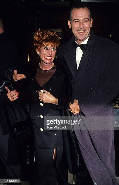 Michael Barrymore and wife Cheryl