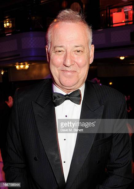 Michael Barrymore attends The Asian Awards at The Grosvenor House Hotel on April 16 2013 in London England