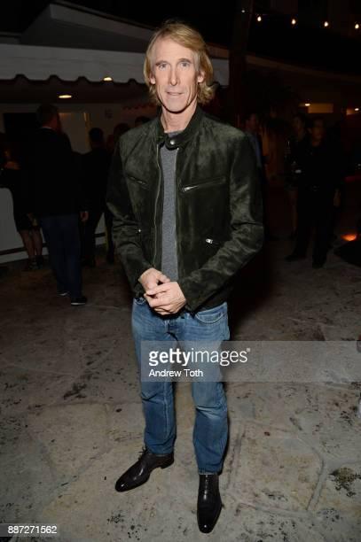 Michael Bay attends DuJour's Jason Binn And WellNEST Celebrate Miami Beach's Art Basel KickOff at The Confidante on December 6 2017 in Miami Beach...