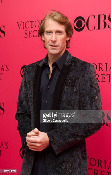 Michael Bay attends the Victoria's Secret fashion show at The Armory on November 19 2009 in New York City