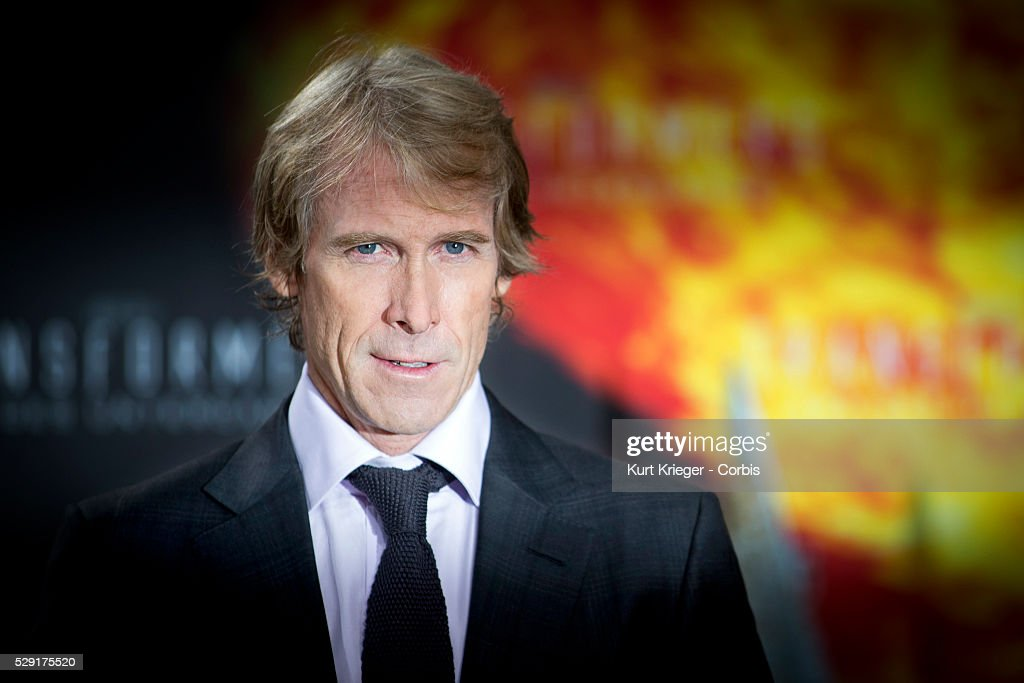 Michael Bay - Transformers: Age of Extinction premiere : News Photo
