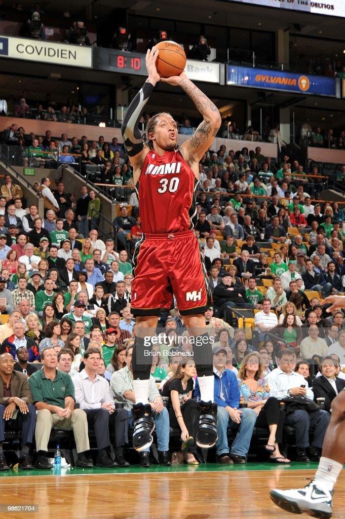 Miami Heat v Boston Celtics, Game 2