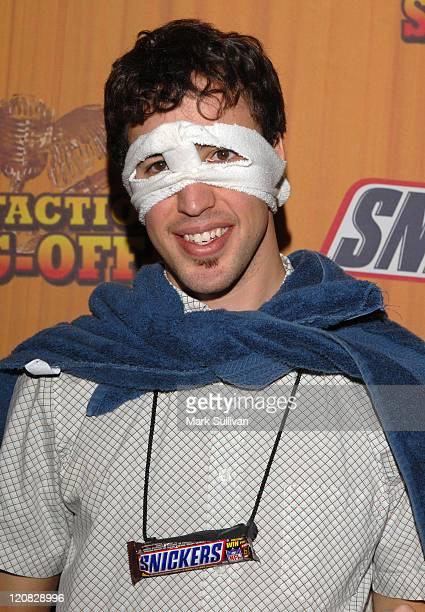 Michael Beaudoin winner of Snickers 'Satisfaction Singoff'
