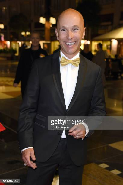 Michael Begasse attends the 29 KoelnBall on October 14 2017 in Cologne Germany