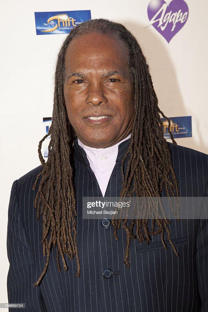 Michael Bernard Beckwith attends Birth 2012 LA Gala at Agape International Spiritual Center on December 22, 2012 in Los Angeles, California.
