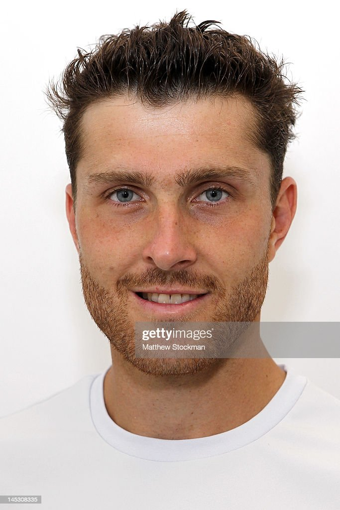 <a gi-track='captionPersonalityLinkClicked' href=/galleries/search?phrase=Michael+Berrer&family=editorial&specificpeople=780131 ng-click='$event.stopPropagation()'>Michael Berrer</a> poses for a head shot at Roland Garros on May 25, 2012 in Paris, France.