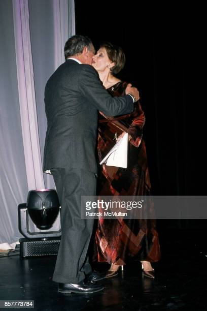Michael Bloomberg Evelyn Lauder Spring Benefit Gala for the Breast Cancer Research Foundation WaldorfAstoria Hotel NYC April 12 2000