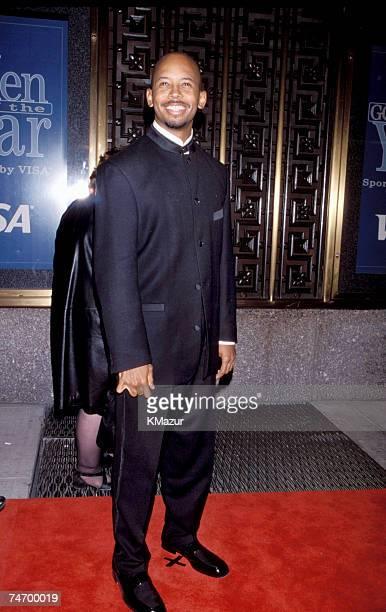 Michael Boatman at the Radio City Music Hall in New York City New York