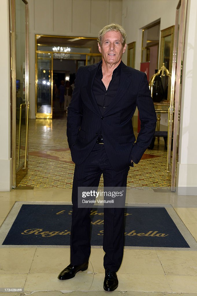 Michael Bolton attends Day 1 of the Ischia Global Fest 2013 on July 13, 2013 in Ischia, Italy.