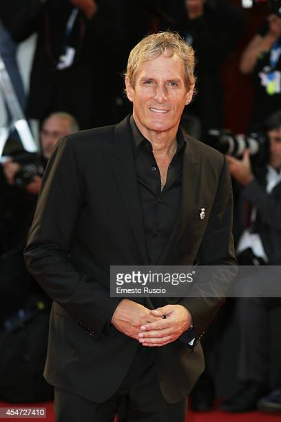 Michael Bolton attends 'Good Kill' Premiere during the 71st Venice Film Festival on September 5 2014 in Venice Italy
